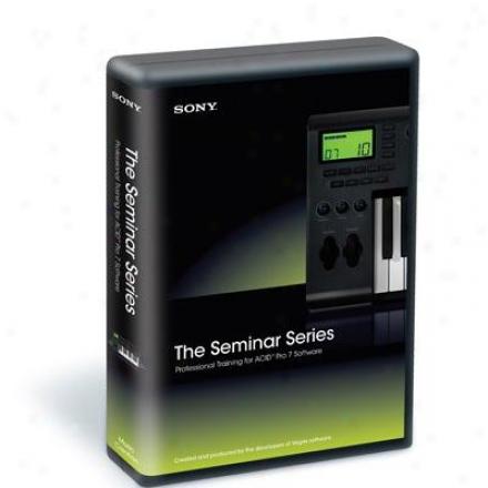 Sony Sour Pro 7 Serminar Series