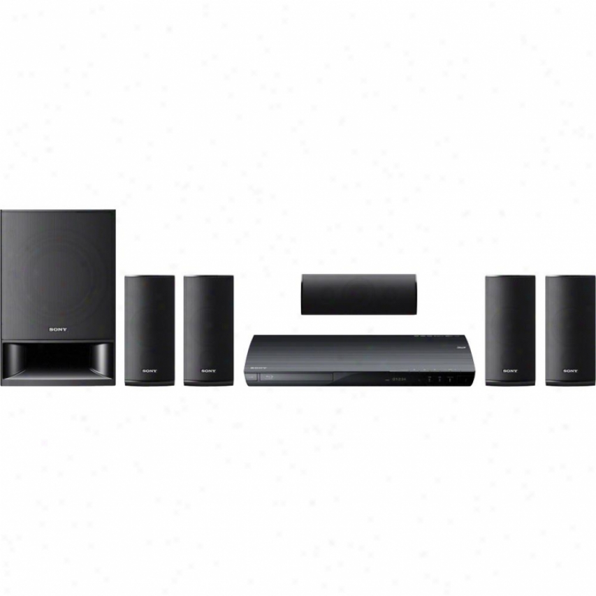 Sony Bdv-e390 3d Blu-ray 5.1-channel Home Theater System