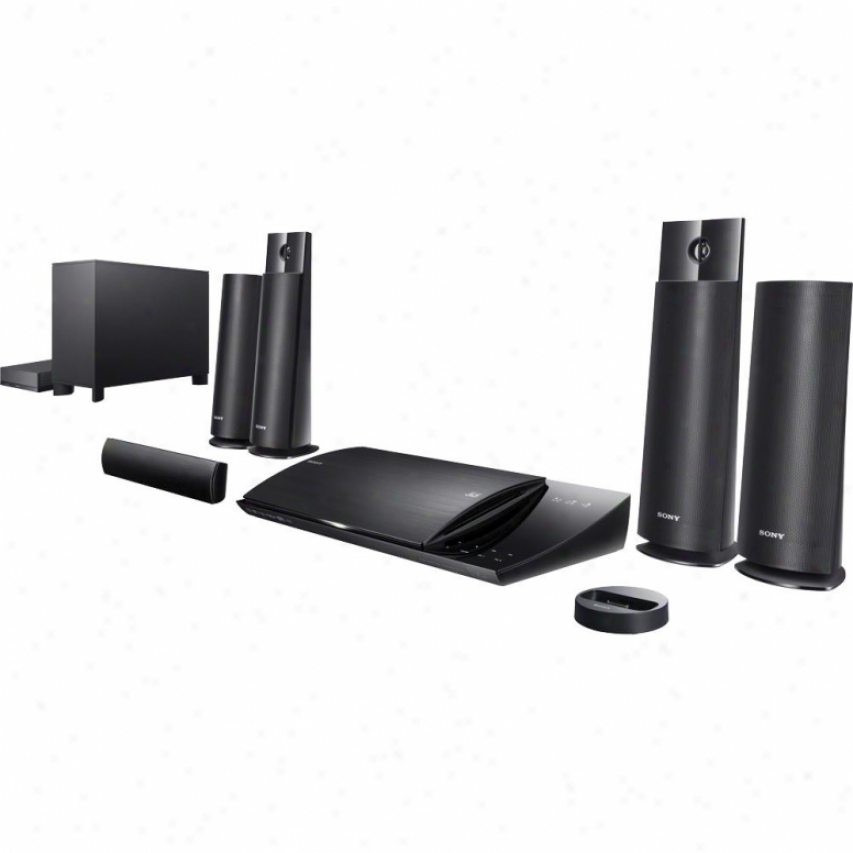 Sony Bdv-n790w 3d Blu-ray 5.1-channel Home Theater System
