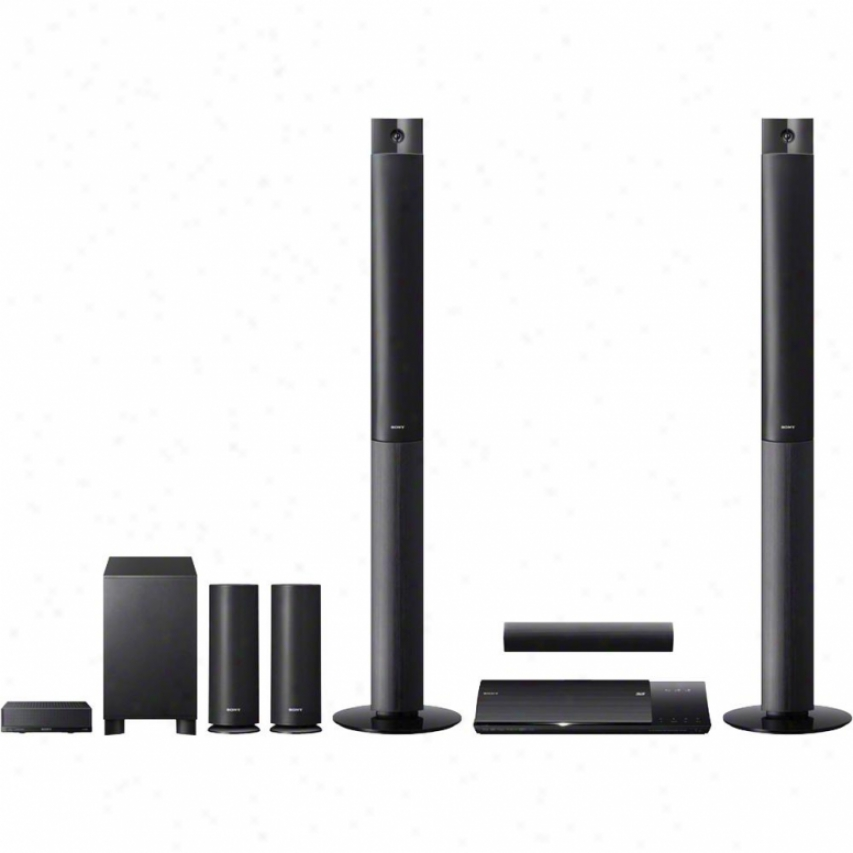 Sony Bdv-n890w 3d Blu-ray 5.1-channel Home Theater System