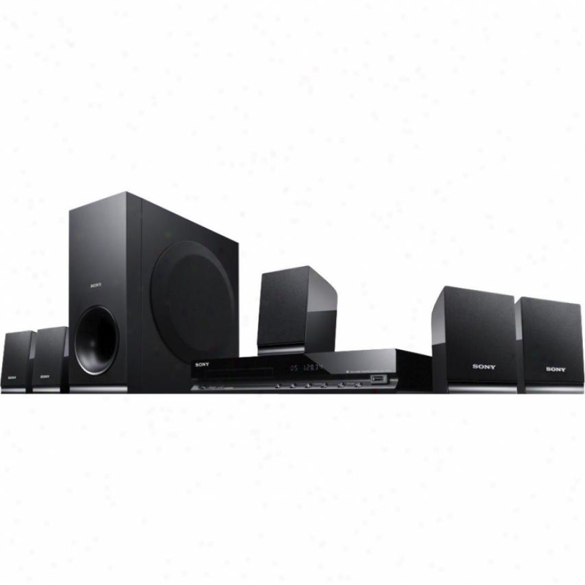 Sony Dav-tz140 5.1 Channel Home Cinema Sound System