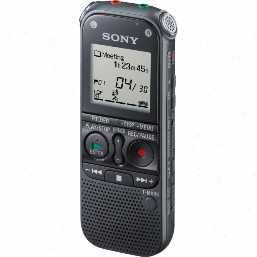 Sony Icd-ax412 2gb Digital Voice Recorder