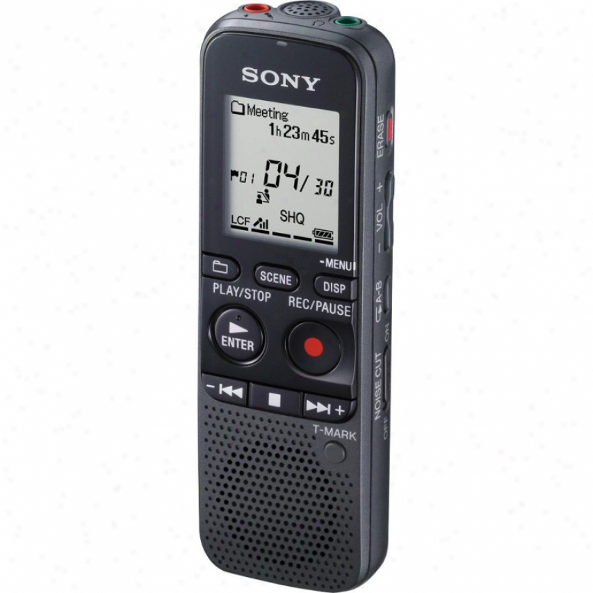 Sony Icd-px312 2gb Digital Voice Recorder