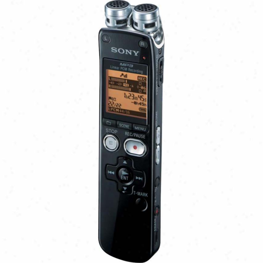 Sony Icd-sx712d 2gb Digial Voice Recorder With Dragon Voice To Print