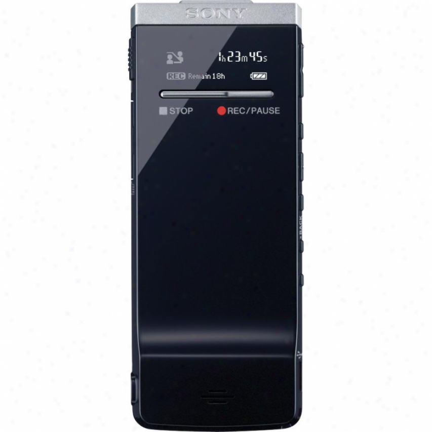 Sony Icd-tx50 Slim Digital Voice Recorder