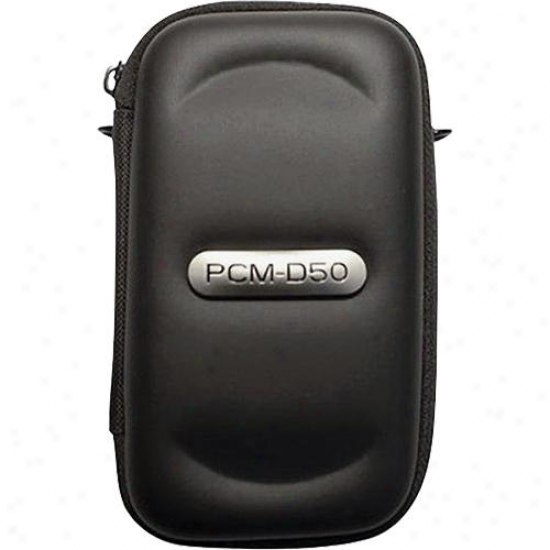 Sony Lcpcmd50g Carrying Case For Pcm-d50 Recorder