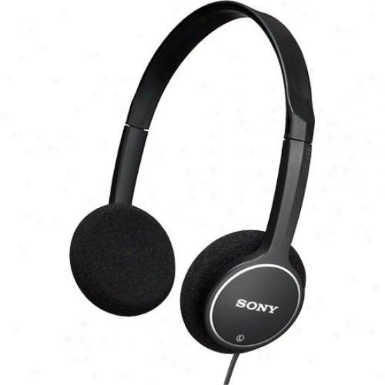 Sony Mdr-222kd/blk Children's Headphones - Black