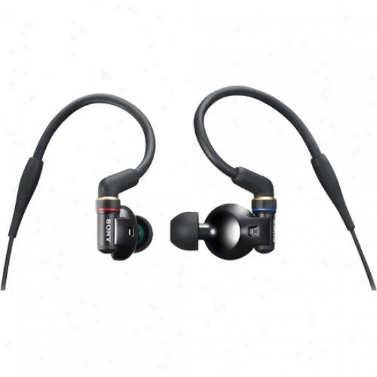 Sony Mdr7550 Pr0fessional In-ear Headphones