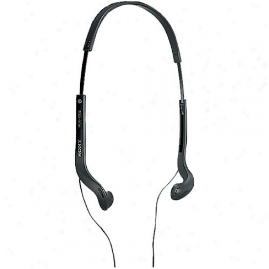 Sony Mdrw08l Vertical In-the-ear Stereo Headphones