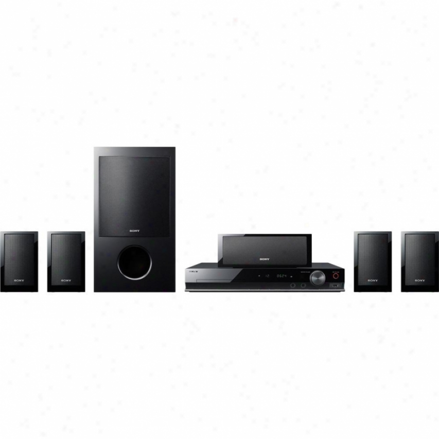 Sony Open Box Son Dav-dz170 Dvd Home Theater In A Box Audio System