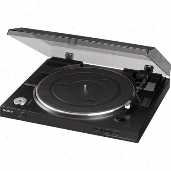 SonyP s-lx300usb Usb Stereo Turntable