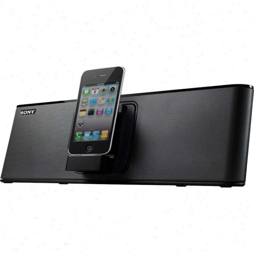 Sony Speaker Dock For Ipod & Iphone - Rdp-m15ip