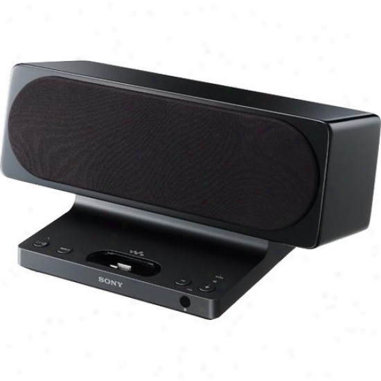 Sony Srs-nwgu50 Speaker Dock For Sony Walkman