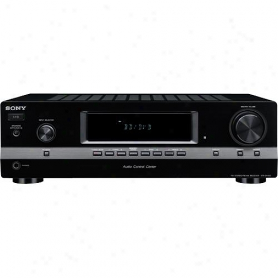 Sony Str-dh100 2-channel Stereo Receiver
