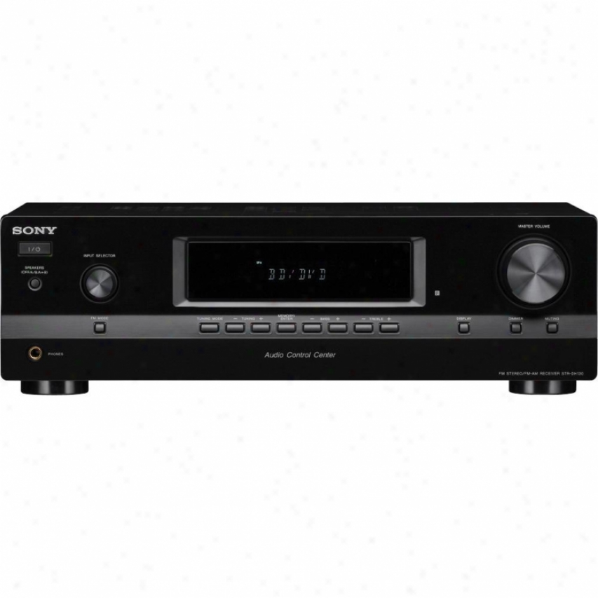 Sony Str-dh130 2-channel Home Theater A/v Receiver