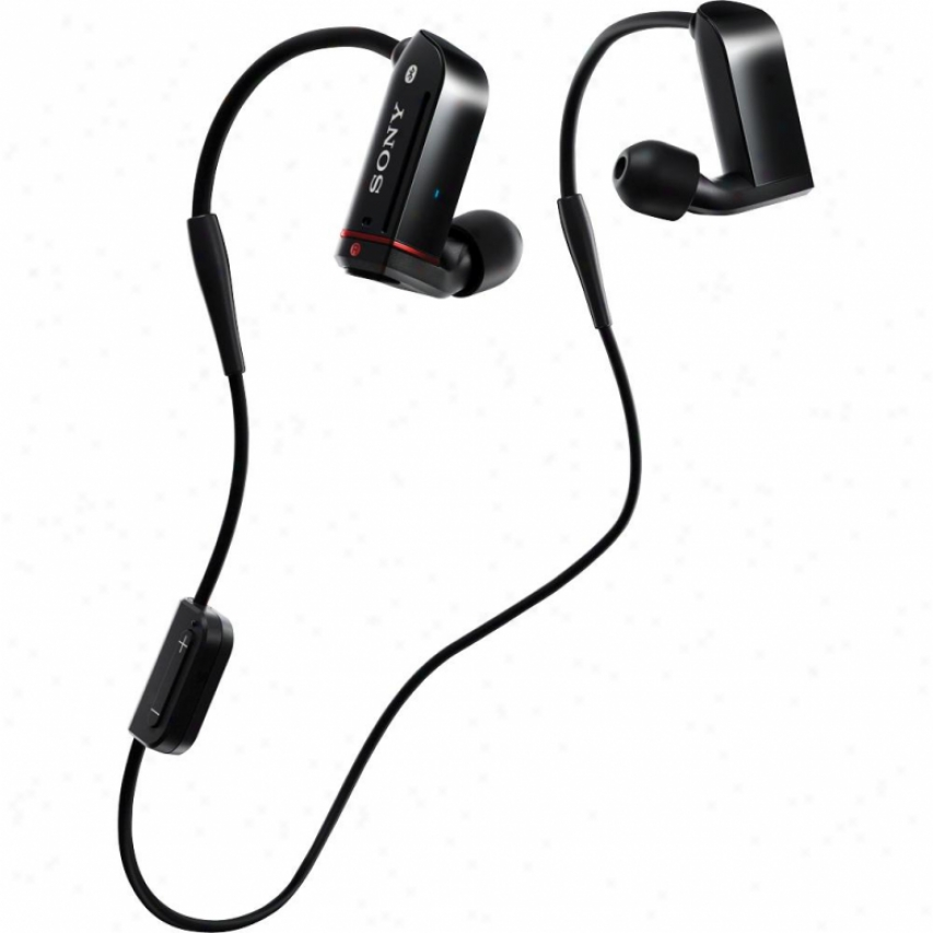 Sony Xba Balanced Armature Bluetooth In-ear Buds Xbabt75