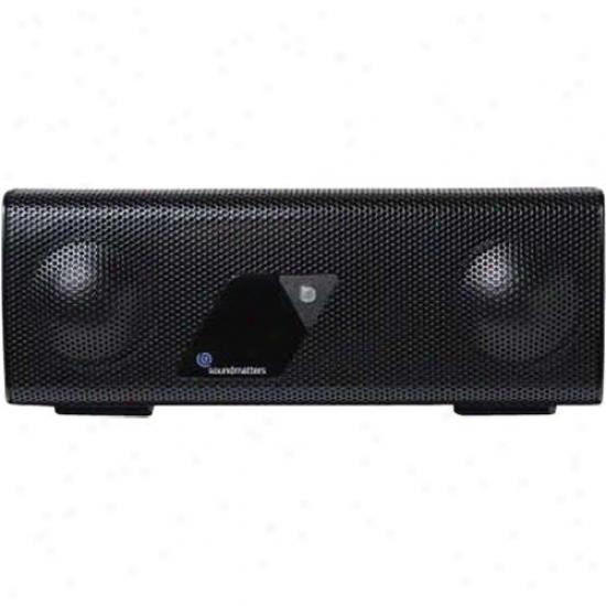 Soundmatters Fxlv2bt Foxl-v2 Bluetooth Portable Stereo Speaker