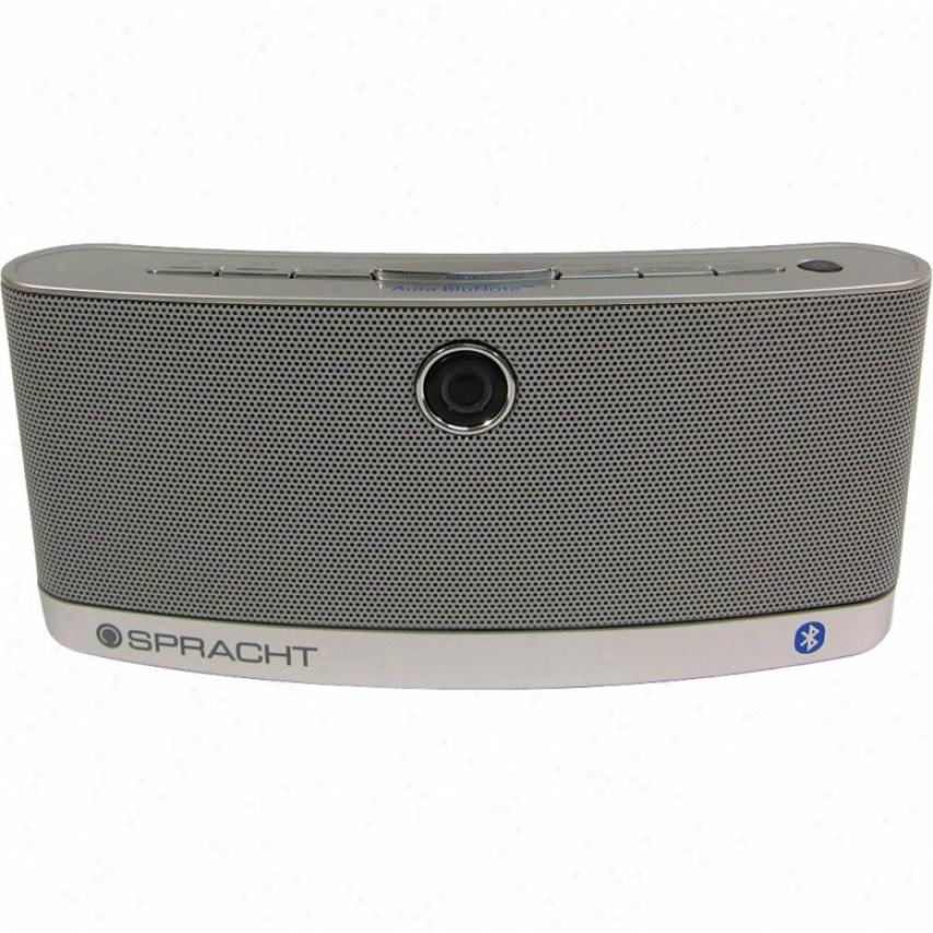 Spracht Aura-blunote Bluetooth Speaker + Chat