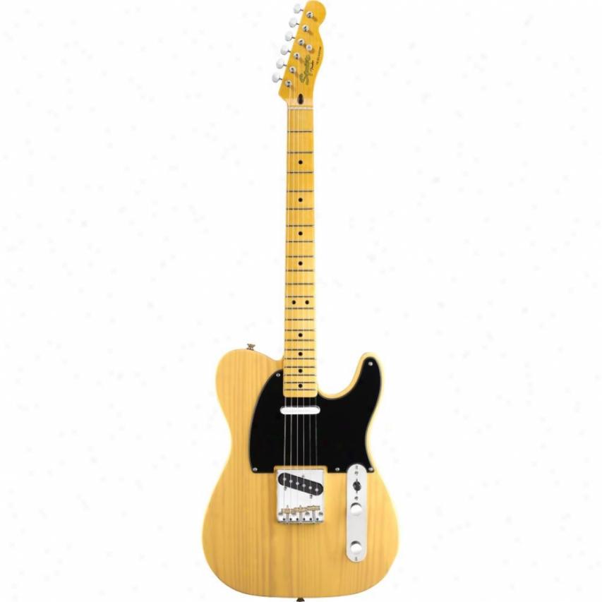 Squier Classic Vibe Telecaster® '50s Guitar - Butterscotch Bonde Maple