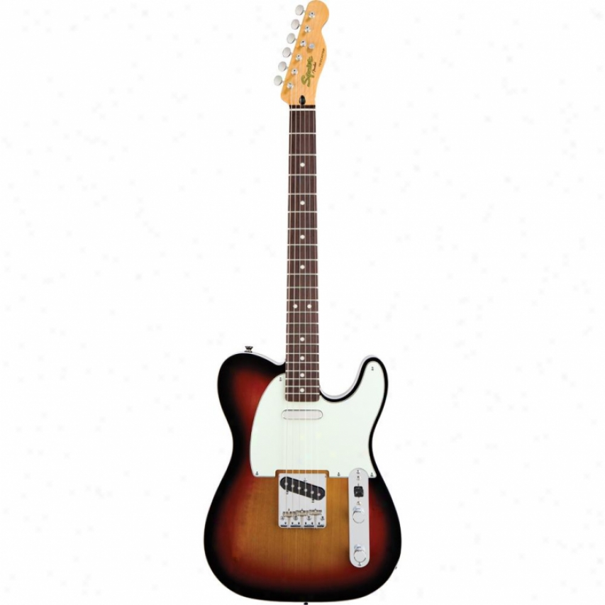Squier Classic Vibe Telecaster® Custom Guitar- 3-color Sunburst - 030-3030-5