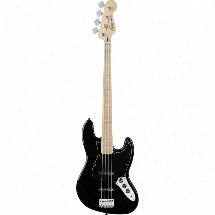 Squier Part Box Vintage Modified Jazz Bass&amp;reg; &#039;77 Guitar - Black - 032-7702-50
