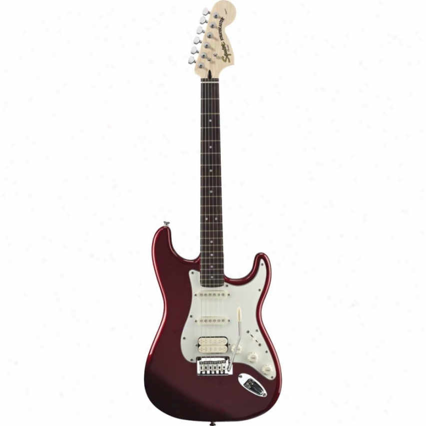 Squier Standard Stratocaster® Hss Guitar - Candy Apple Red