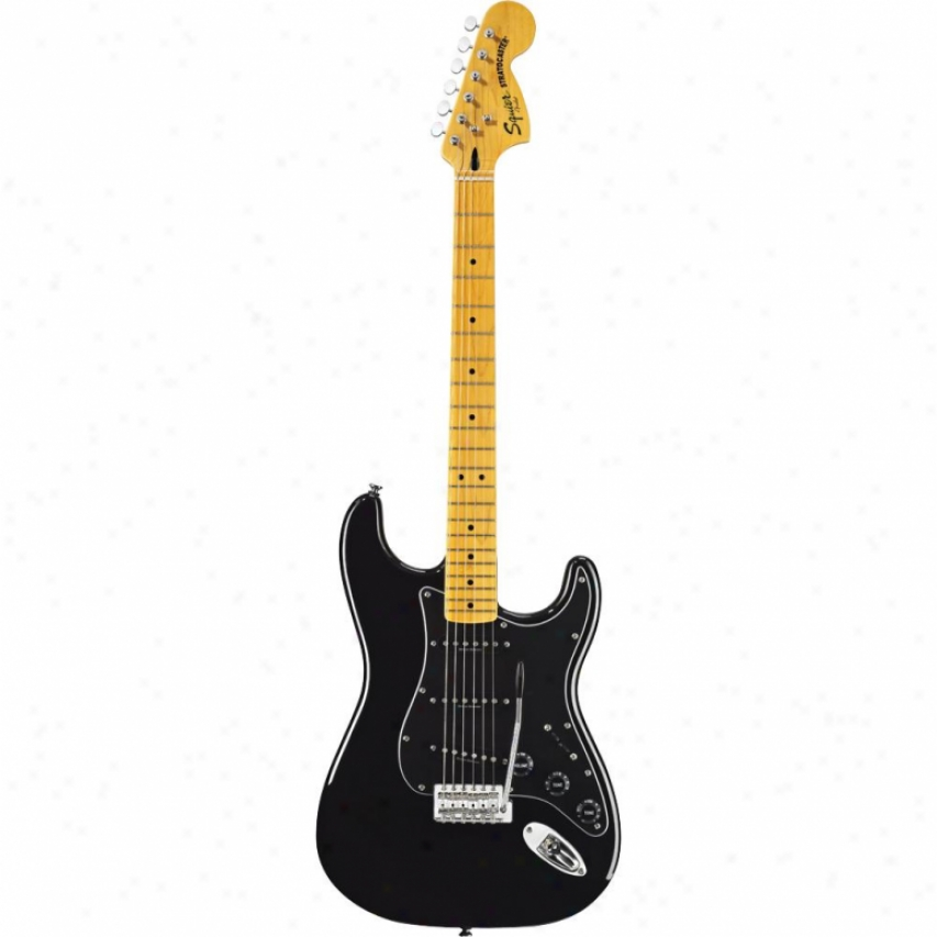 Squier® 030-1227-506 Vintage Modified 70's Stratocaster® - Black