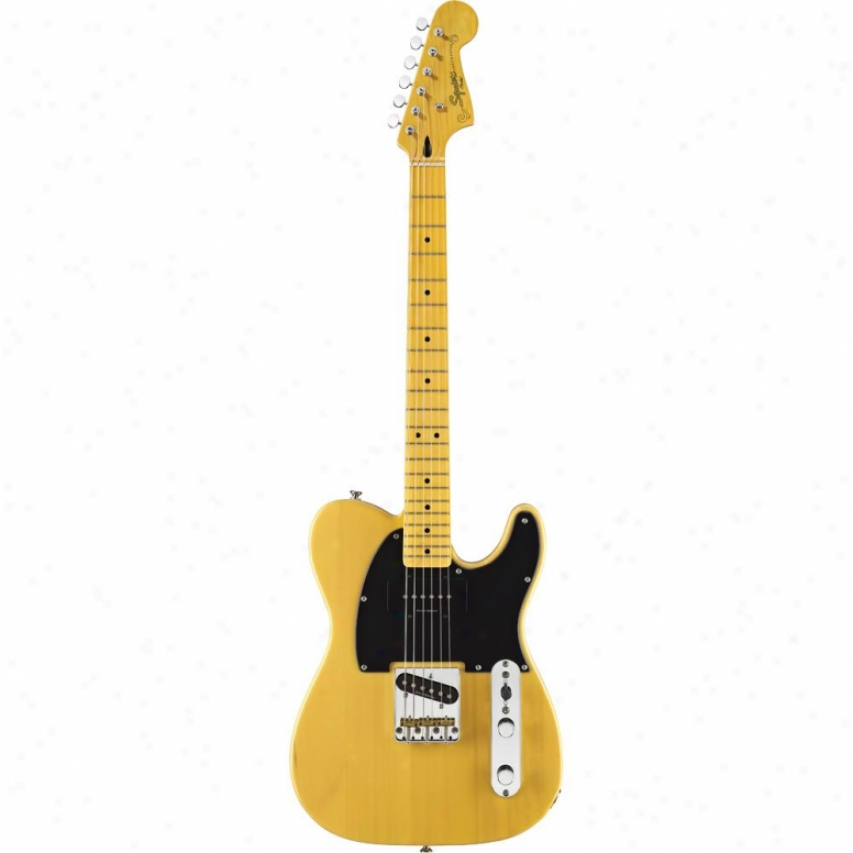 Squier® 030-1250-550 Vintage Modified Telecaster® Special - Butterscotch