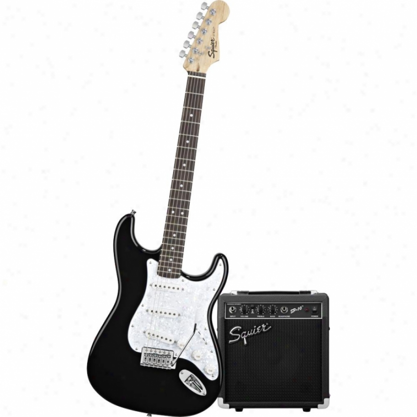 Squier® 030-1600-006 Se Special With Amp