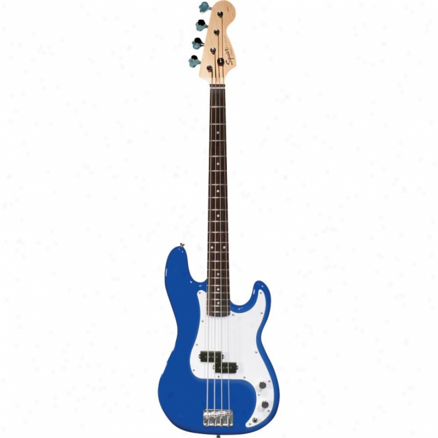 Squier® Affinity Series P Bass Guitar - Metallic Blue - 031-0400-595