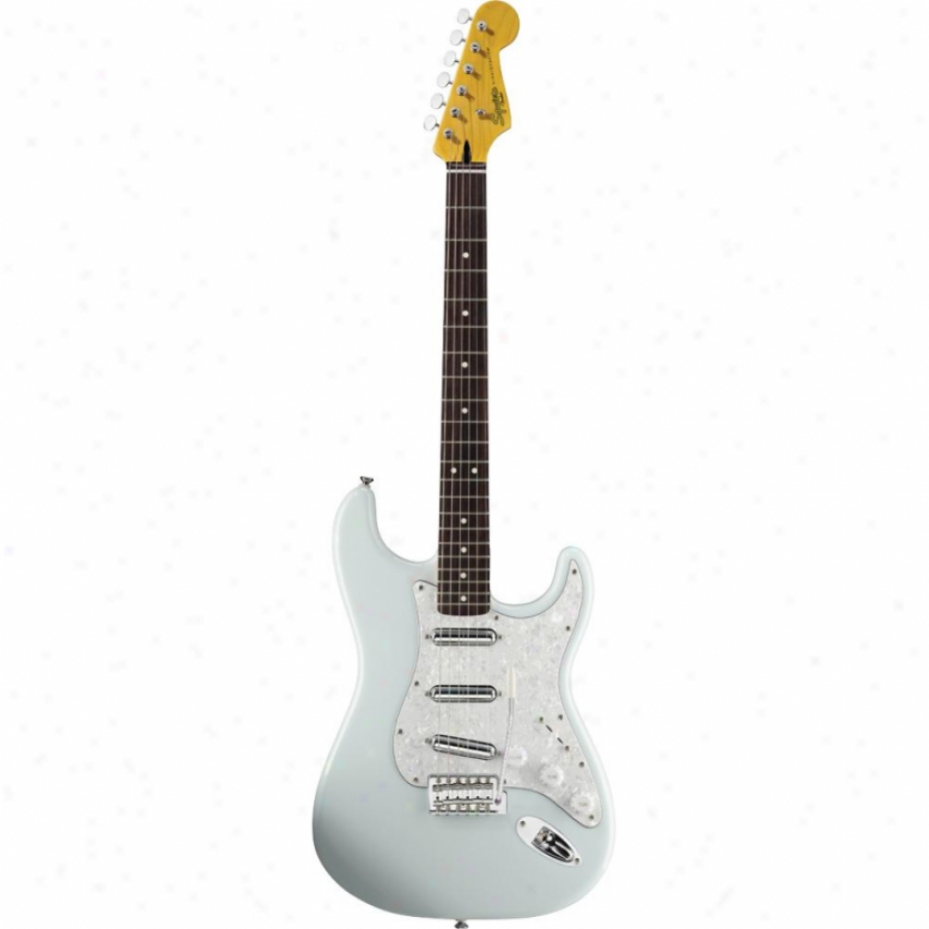 Squier® Vintage Modified Surf Stratocaster® Sonic Blue