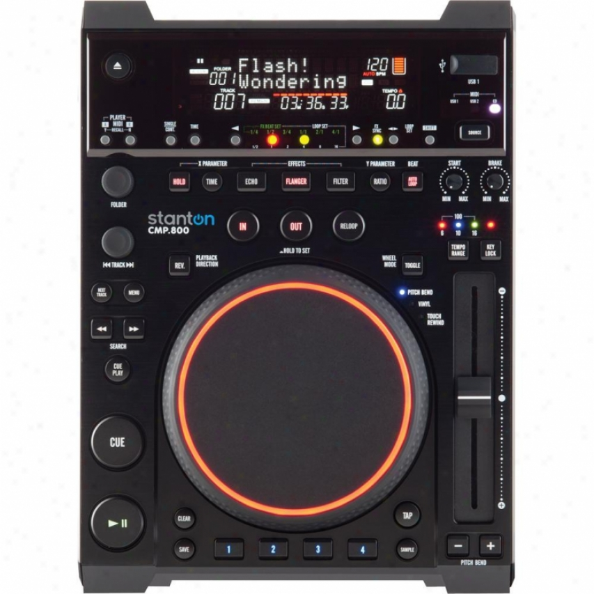 Stantkn Cmp.800 Dj Cross-media Player