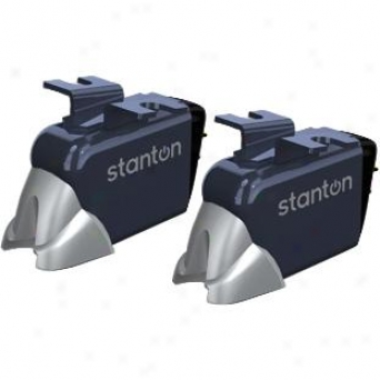 Stanton Magnetics 680.v3 Headshell Mount Dj Cartridge - Pair