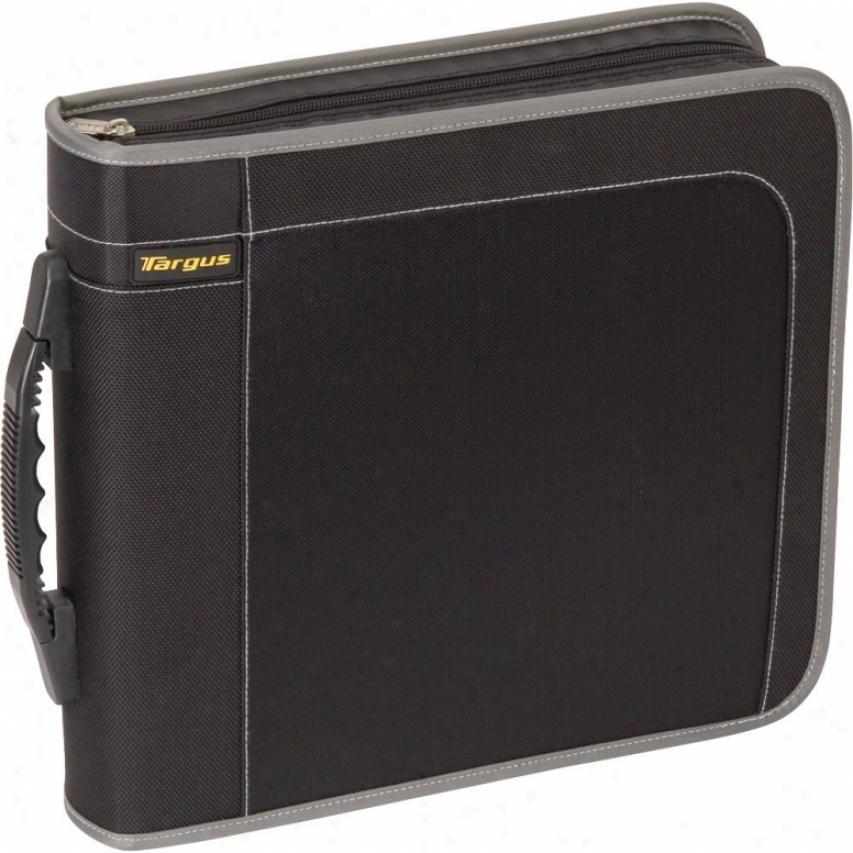 Targus Citygear 160 Capacity Cd/dvd