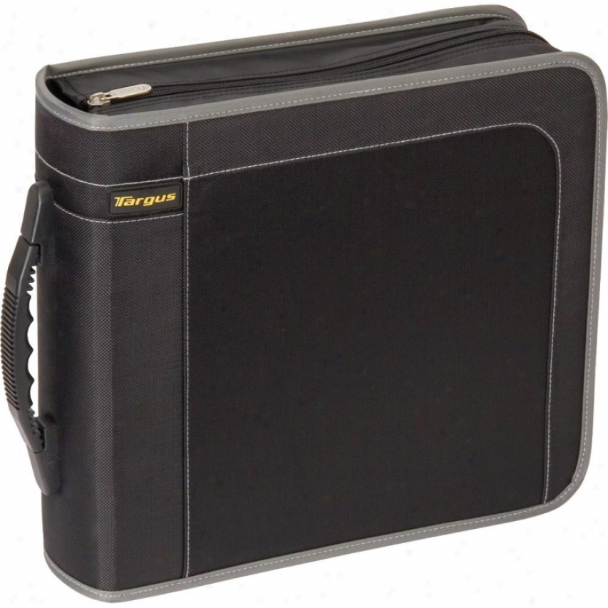 Targus Citygear 240 Cap Cd/dvd Case