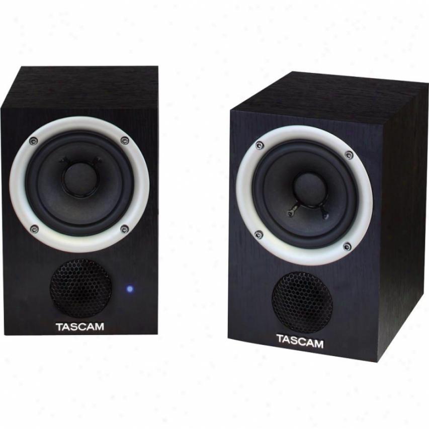 Tascam Vlm3 Speaker Monitors