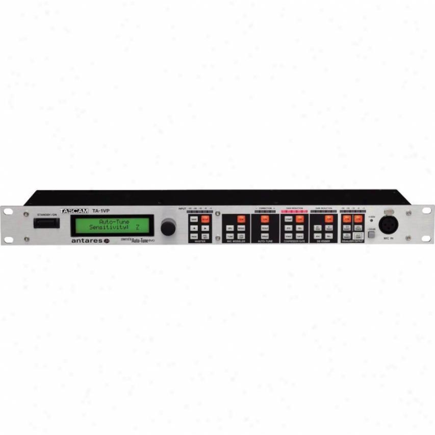 Tascam Vocal Processor Antares Auto-tune Taa1vp