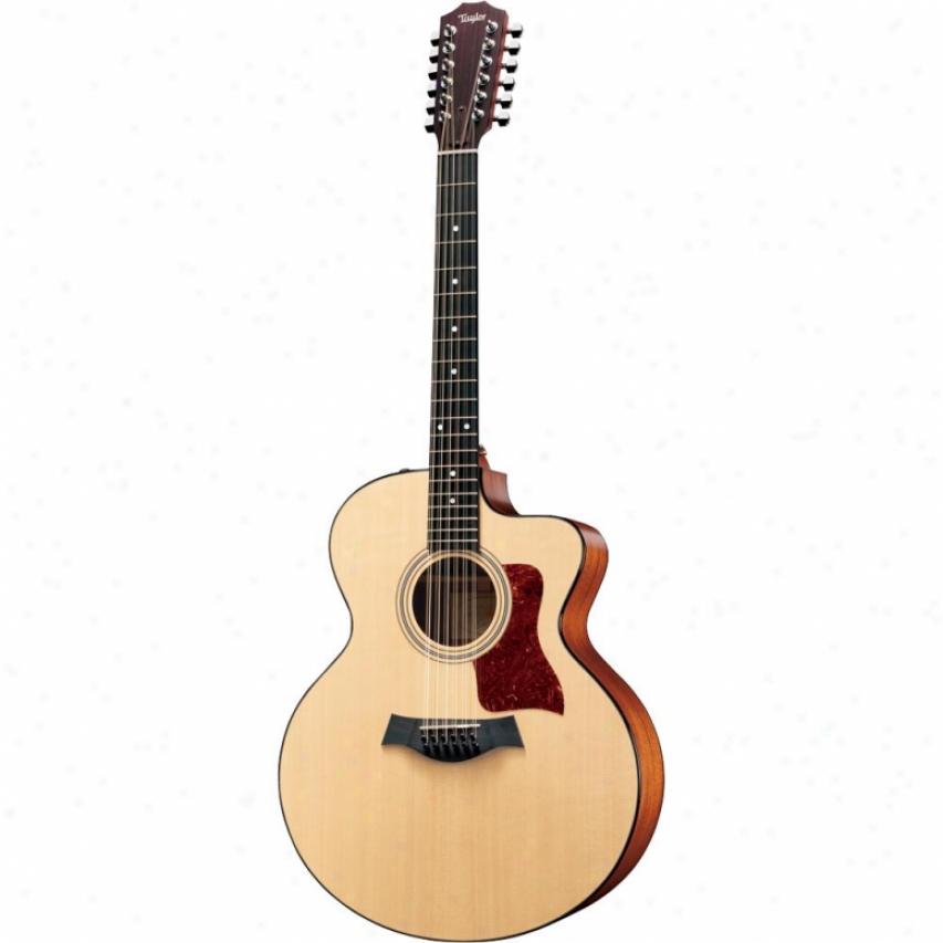 Taylor Guitars 355ce Acoustic Electric Guitar