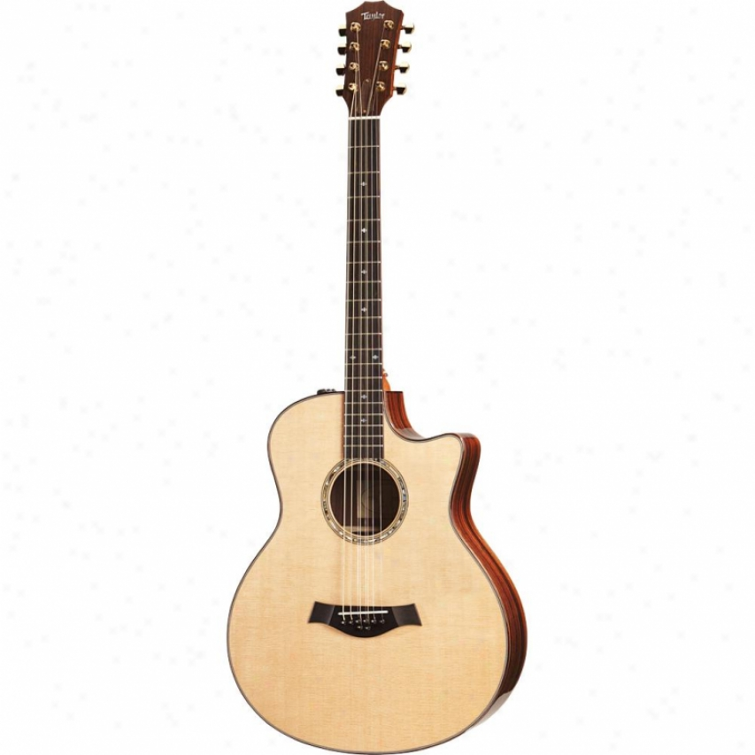 Taylor uGitars Gt-8 8-string Acoustic Electric Guitar