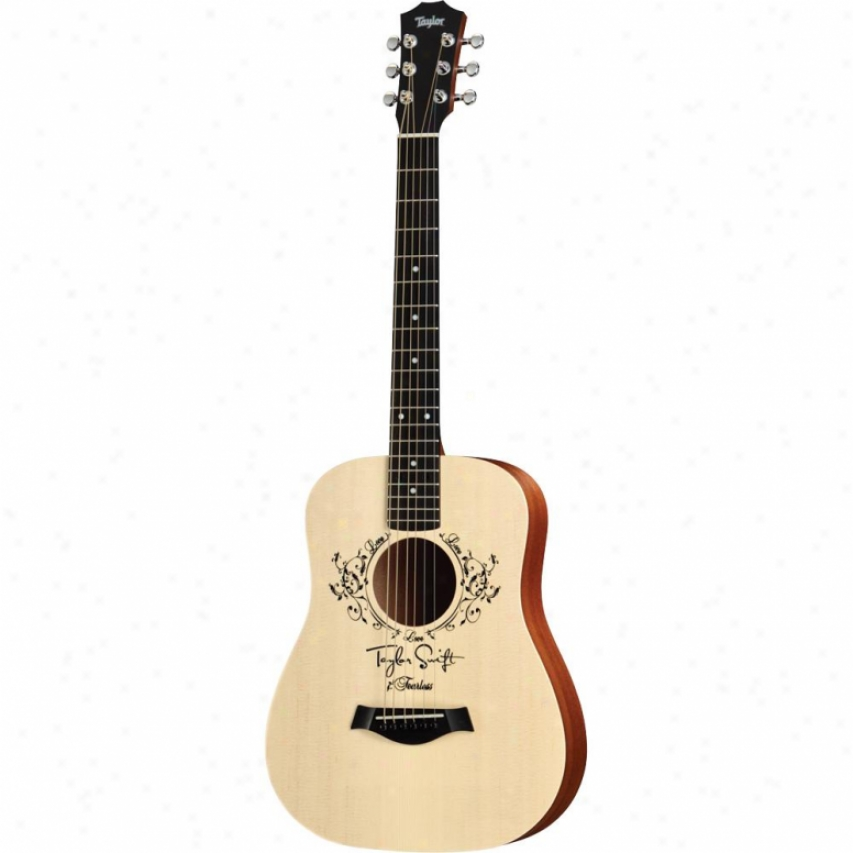 Taylor Guitars Taylor Swift Baby Taylor 6 String Acoustic Guitar