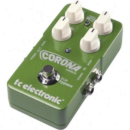 Tc Eleectronci Corona Chorus Pedal
