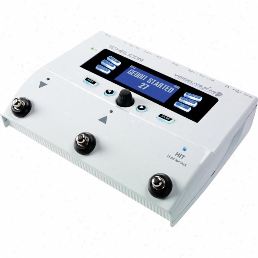 Tc Electronic Voicelive Do Gtx