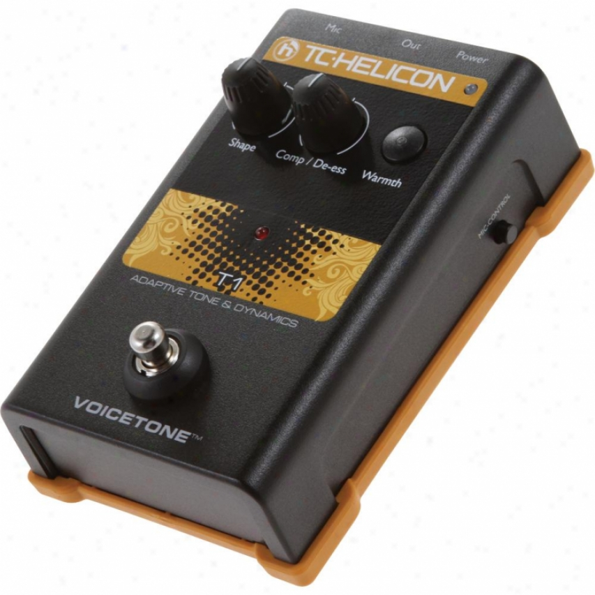 Tc-helicon Voicetone Vocal Pedal T1