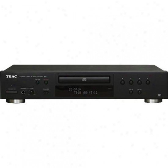 Teac Cd Player With Usb And Ipod Digital Interface - Cd-p650
