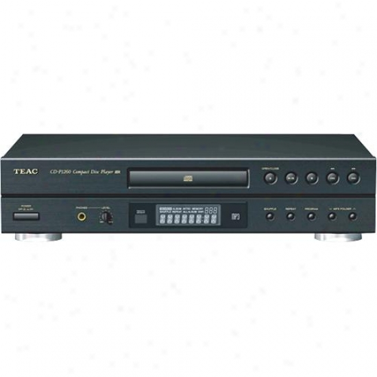 Teac Cdp1260 Component Cd Player