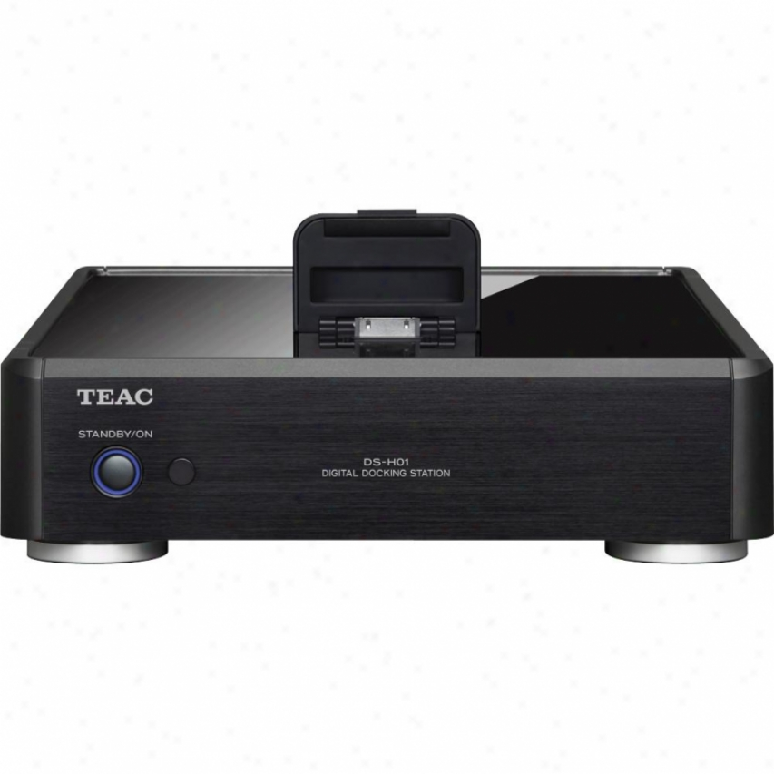 Teac Ds-h01 Digital Docking Station - Black