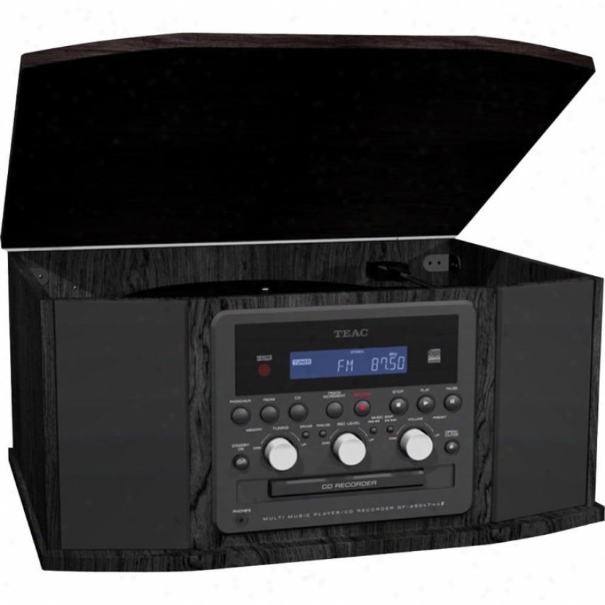 Teac Gf -550 Stereo Audio System
