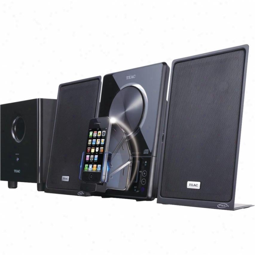 Teac Slim Cd Mjsic System Mc-dx90i