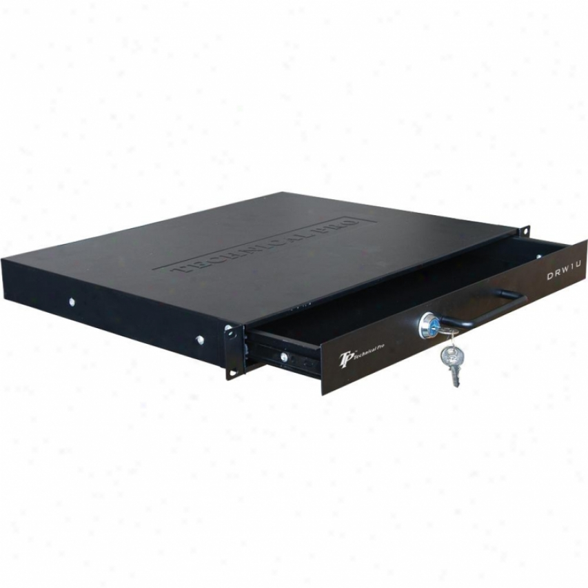 Technical Pro Drw-1u 1u Rack-mountable Drawer