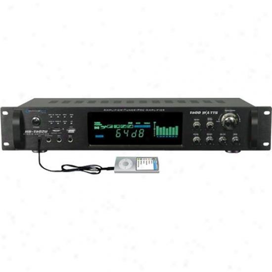 Technical Pro Hb-1502u Ster3o Receiver